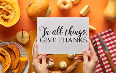 Cultivating Gratitude for Thanksgiving 2020 in Chicago